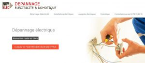 site_novelec_depannage